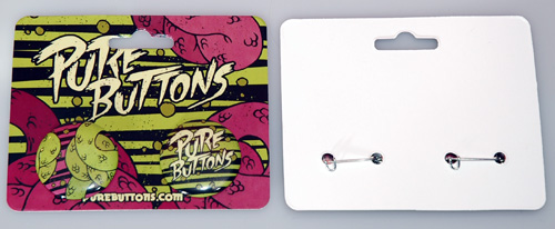 Custom 2 Button Pack