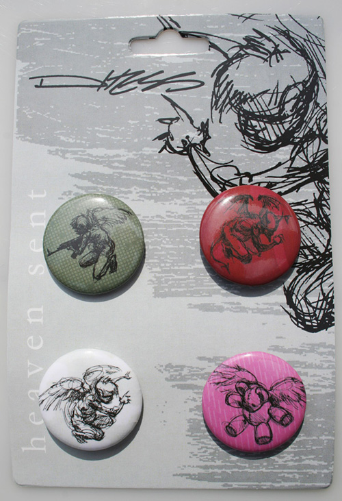 Strhess Button Pack
