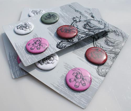 Strhess Button Packs 2