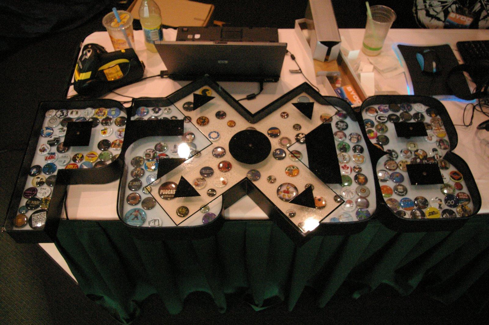 PAX '08 Button Case