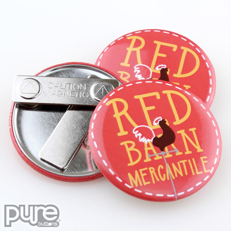Red Barn Mercantile Custom Clothing Magnets