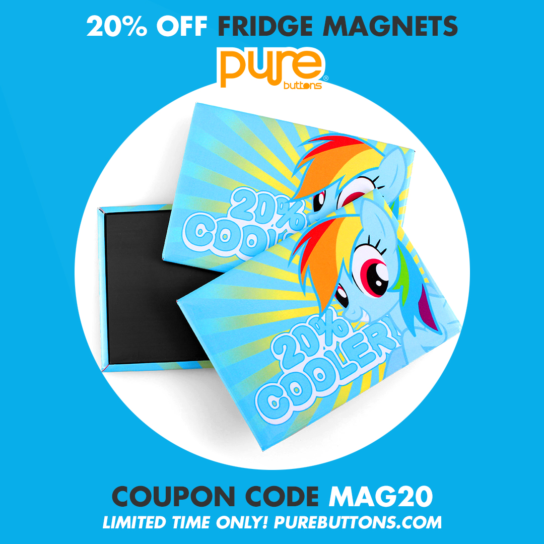 20% Off Fridge Magnets