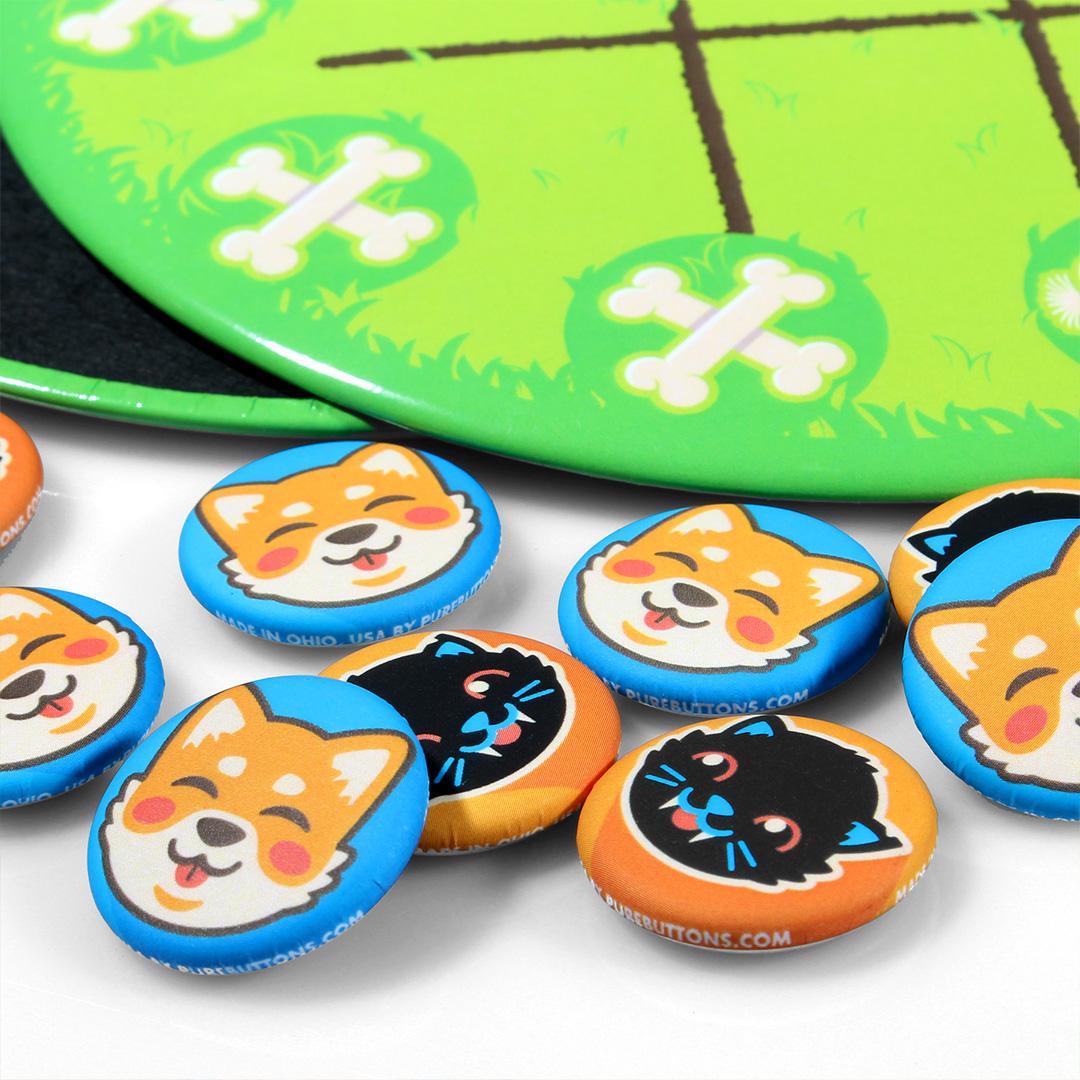 Doge Game Tic-Tac-Doge