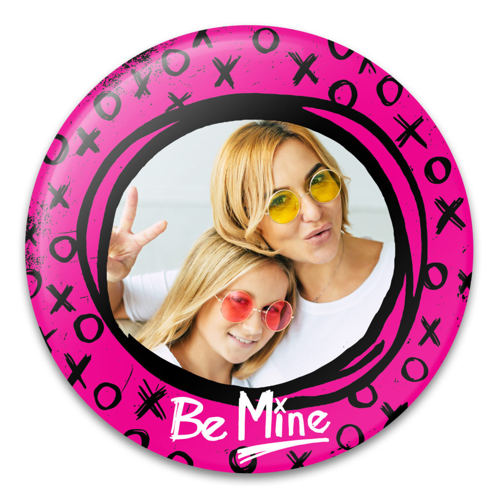 Be Mine Personalized Valentines