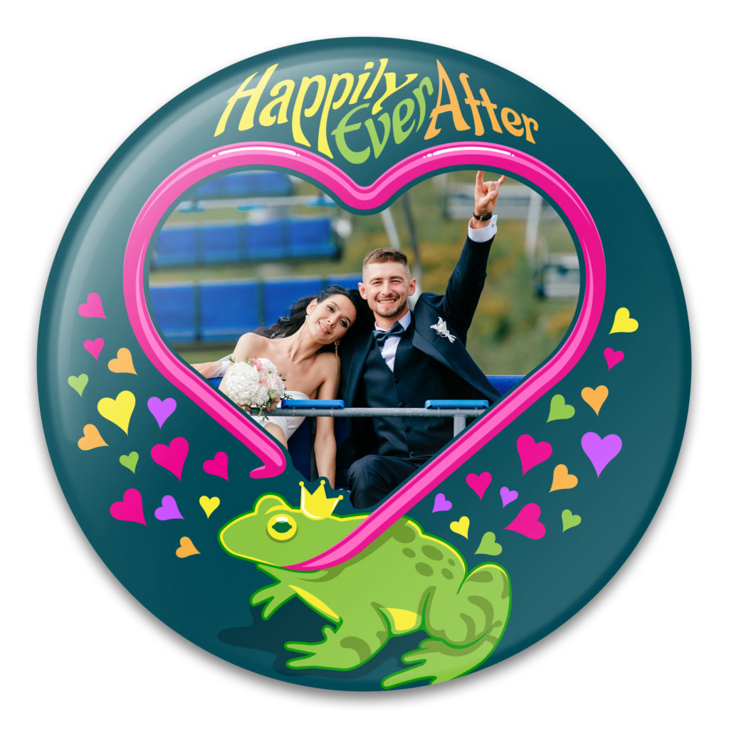 Happily Ever After Personalized Valentines