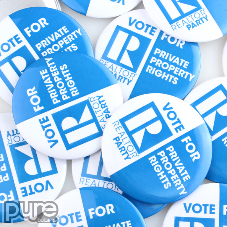 Custom Buttons for Realtor Party