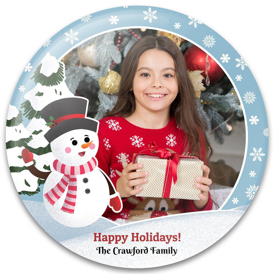 Winter Wonderland Christmas Photo Gift