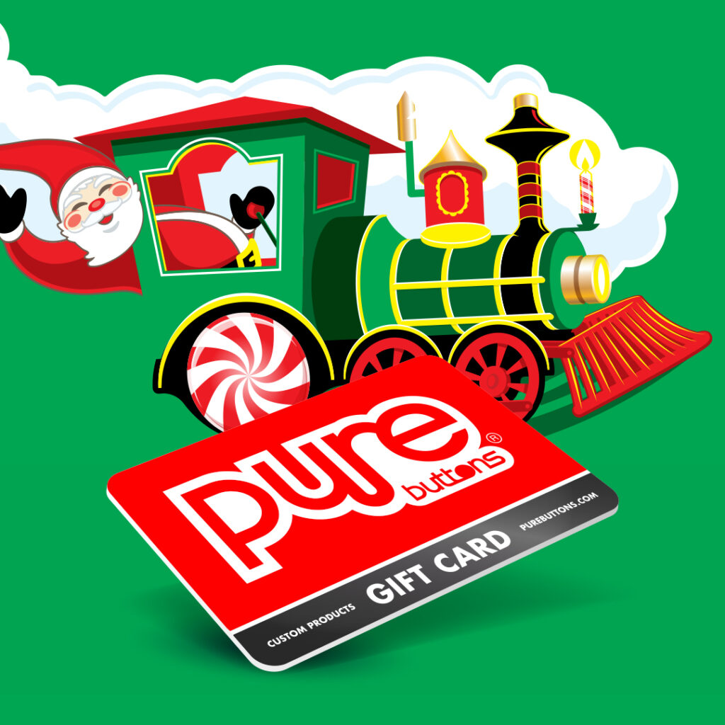 Pure Buttons Gift Cards