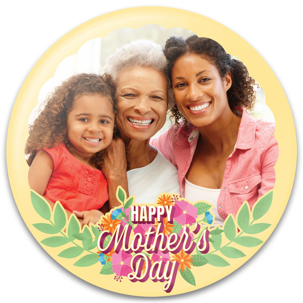 Happy Mother's Day Photo Gift Template