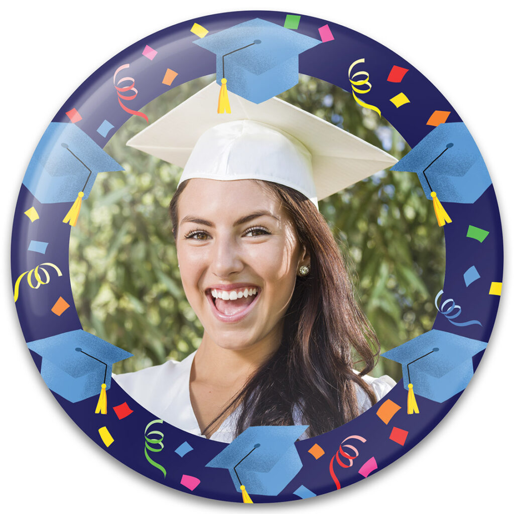 Graduation Party - Graduation Photo Frame
