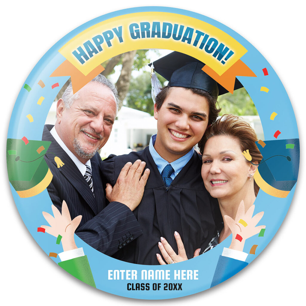 Happy Graduation - Graduation Photo Frame