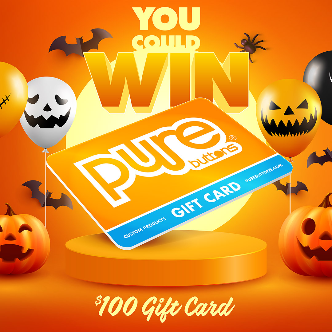PureButtons Gift Card Giveaway